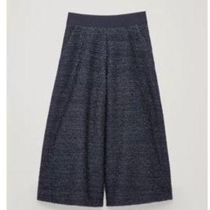 Cos Tinsel Crop Pants NWT Size XS